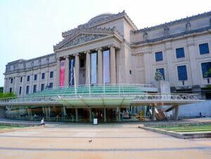 Brooklyn Museum en Nueva York