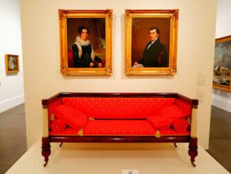 Brooklyn Museum en Nueva York - Arte Americana