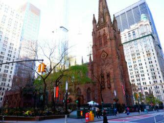 Tours de Hamilton en Nueva York - Trinity Church