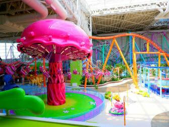American Dream Mall cerca de Nueva York - Nickelodeon