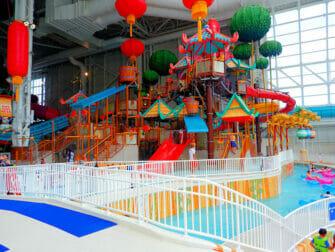Tickets para DreamWorks Water Park - Tobogán