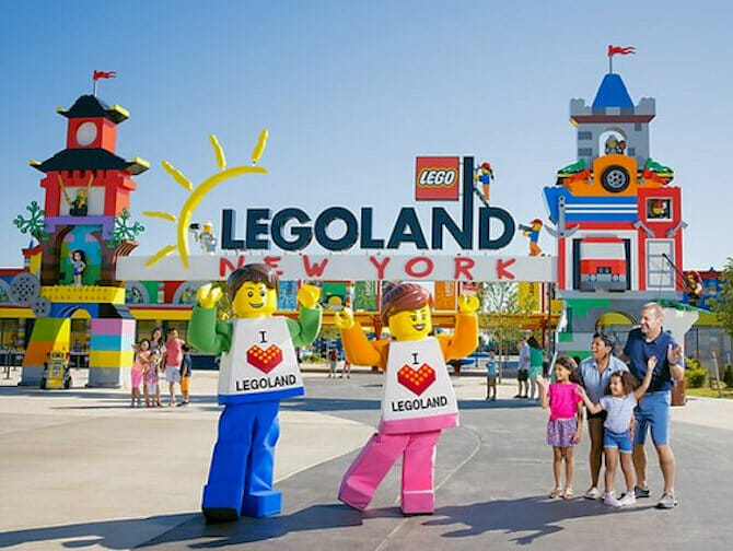 Tickets para LEGOLAND New York Resort